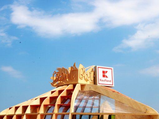 Pavilion KAUFLAND – UNTOLD