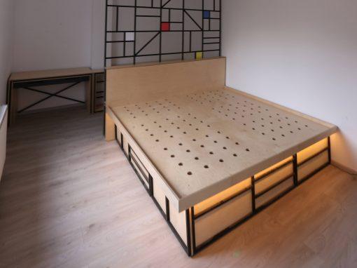 Amenajari – Dormitor Timpuri Noi