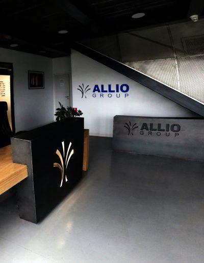 Receptie Allio 4